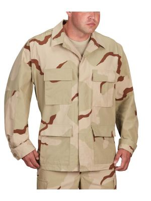 Propper® BDU Coat - 100% Cotton Ripstop